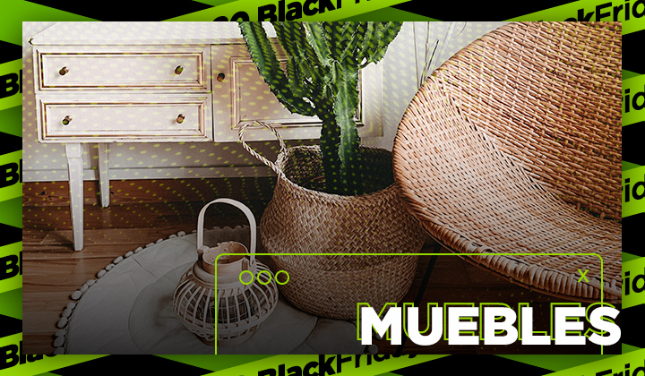 Ofertas Muebles - Black Friday 2020 Falabella.com