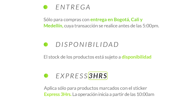 Delivery Express Belleza