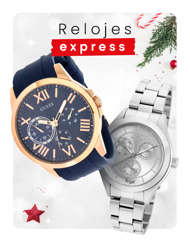 Delivery Express Relojes