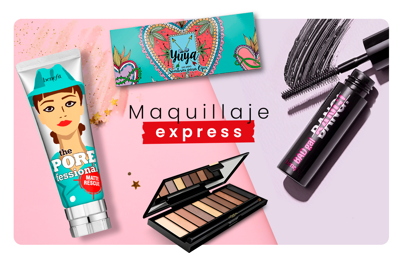 Delivery Express maquillaje
