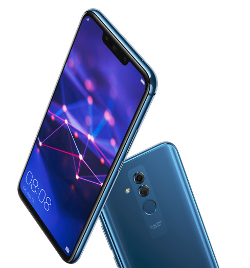 Huawei Mate 20 Lite: Pantalla FullView Full HD